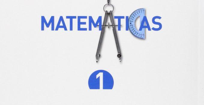 Matemáticas 1 Bachillerato Bruño Soluciones 2020 / 2021