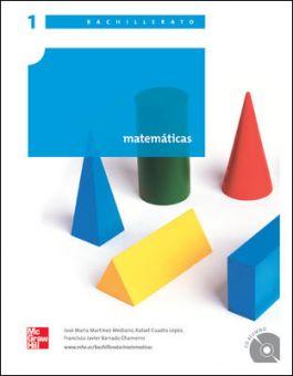 Matemáticas 1 Bachillerato MC Graw Hill Soluciones 2020 / 2021