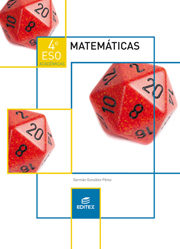 Matemáticas 4 ESO Editex (LOMCE) Soluciones 2020 / 2021