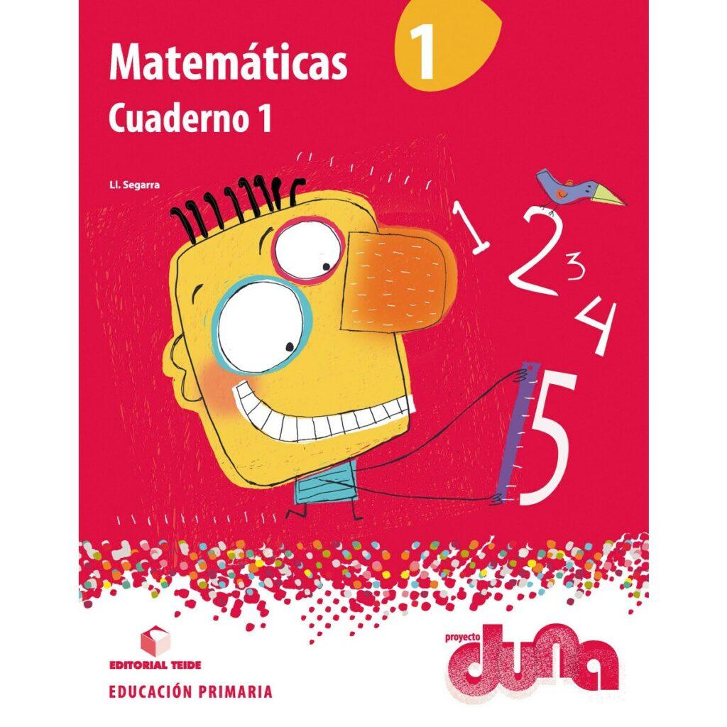 Matemáticas 1 Primaria Teide Soluciones 2020 / 2021