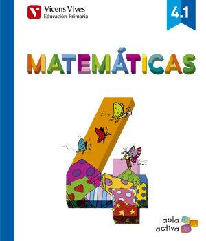 Matemáticas 4 Primaria Vicens Vives Soluciones 2020 / 2021