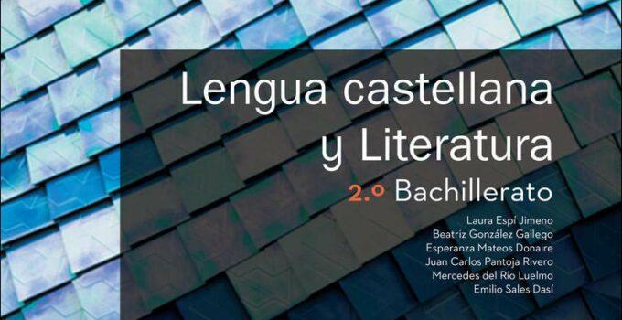 Lengua y Literatura 2 Bachillerato McGraw Hill Soluciones 2020 / 2021