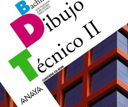 Dibujo Técnico 2 Bachillerato Anaya Soluciones 2020 / 2021