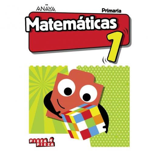 Matemáticas 1 Primaria Anaya Soluciones 2020 / 2021
